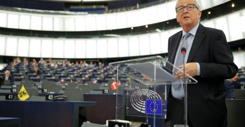 UE alerta que Reino Unido está a caminho de Brexit sem acordo