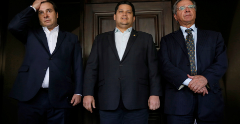 Placeholder - loading - Imagem da notícia Câmara e Senado podem tratar da reforma tributária com governo em comissão mista informal, diz Rocha
