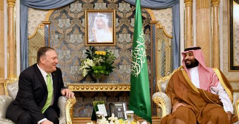 EUA e aliados do Golfo Pérsico debatem reação a ataque na Arábia Saudita