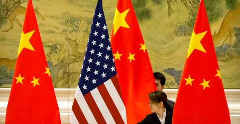 Negociadores dos EUA e da China se encontram em Washington em meio a profundas diferenças