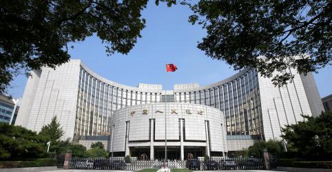 China corta nova taxa de juros de referência pelo 2º mês, mas podem ser necessárias mais reduções
