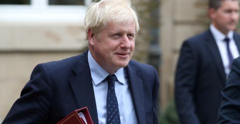 Não esperem avanço sobre Brexit em Nova York, alerta Johnson