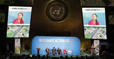 Líderes mundiais prometem ação em cúpula climática da ONU após pressão de jovens