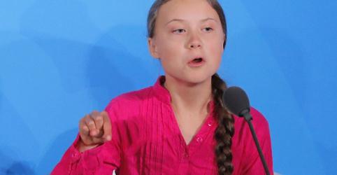 Greta Thunberg diz na cúpula de clima da ONU: 'Vocês roubaram meus sonhos'