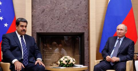 Placeholder - loading - Maduro e Putin terão reunião em Moscou na 4ª-feira, diz Kremlin