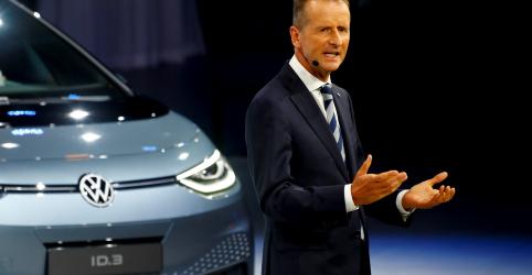 Placeholder - loading - Procuradores alemães indiciam executivos da Volkswagen por fraude de emissões