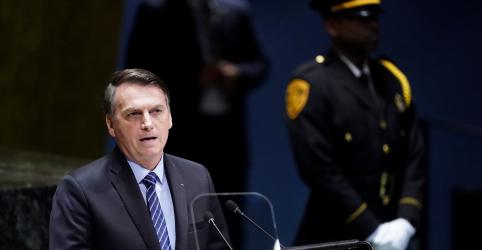 Placeholder - loading - Bolsonaro diz na ONU que ataques sensacionalistas por fogo na Amazônia despertaram sentimento patriótico