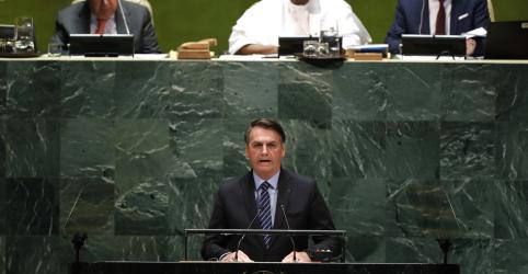 Placeholder - loading - Bolsonaro: estamos abrindo economia e nos integrando a cadeias globais de valor