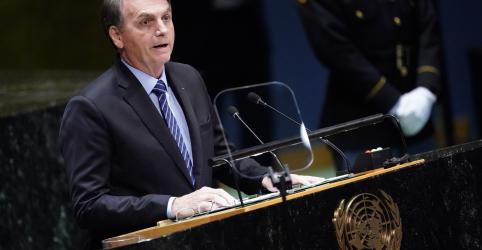 Placeholder - loading - Bolsonaro afirma na ONU que chamar Amazônia de patrimônio da humanidade é falácia