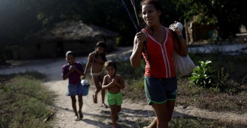 Placeholder - loading - Imagem da notícia Invasão a terras indígenas cresce sob Bolsonaro, diz conselho ligado à CNBB