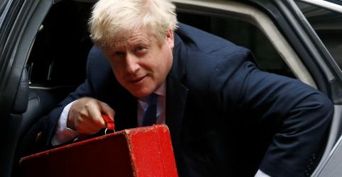 Placeholder - loading - Imagem da notícia Johnson volta ao Reino Unido para enfrentar o Parlamento após derrota na Suprema Corte