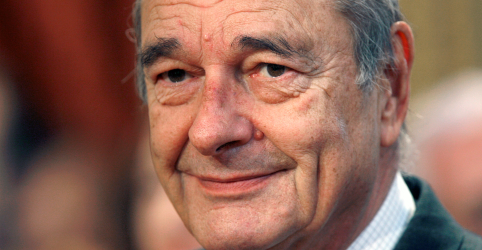 Morre Jacques Chirac aos 86 anos