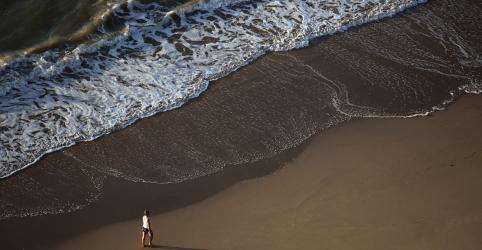 Óleo em praias do NE não é brasileiro, diz Ibama; ANP não registra vazamento