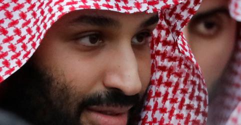 Placeholder - loading - Imagem da notícia Príncipe herdeiro saudita alerta para escalada com o Irã e defende solução política