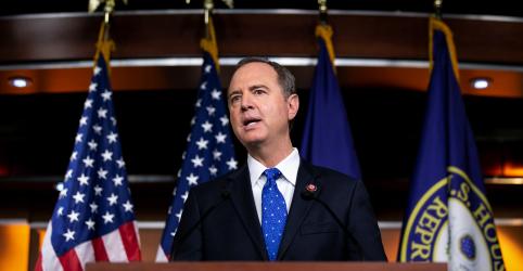 Trump sugere que presidente de comitê da Câmara deveria ser preso por 'traição'