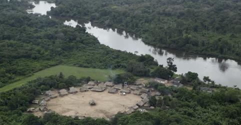 Placeholder - loading - Imagem da notícia Forças de segurança realizam reintegração de posse em terra indígena no Pará