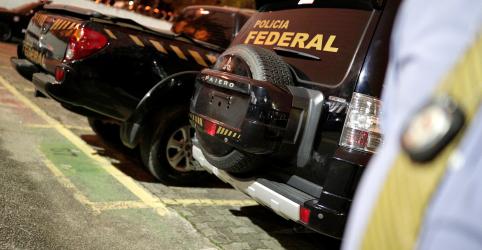 Placeholder - loading - Imagem da notícia PF cumpre 14 mandados de prisão contra organização criminosa dentro da Receita