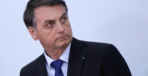 Placeholder - loading - Imagem da notícia Bolsonaro pede que PGR procure conversar se governo estiver em caminho 'não muito certo'