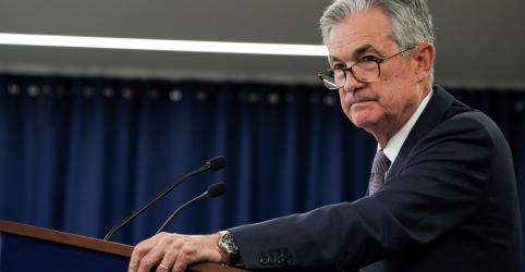 Placeholder - loading - Powell, do Fed, repete que economia dos EUA está 'em boa situação'
