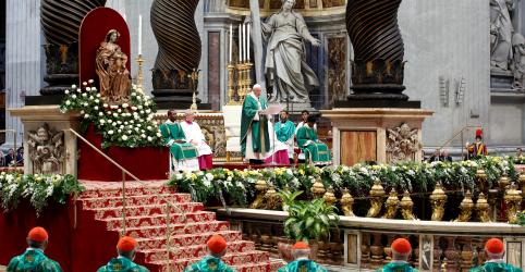 Papa pede que conservadores estejam abertos a mudanças na Igreja ao discutir futuro na Amazônia
