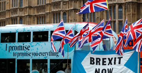 Placeholder - loading - Reino Unido pode ser flexível em questões relacionadas à Irlanda do Norte para o Brexit
