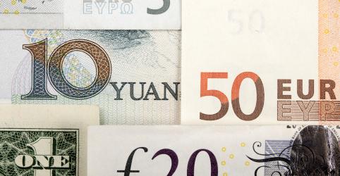 Reservas cambiais da China em setembro caem para US$3,092 tri