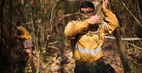 Placeholder - loading - Imagem da notícia Chuvas ajudam a apagar incêndios na Bolívia após perda de mais de 4 milhões de hectares