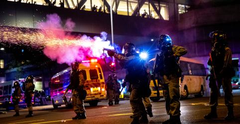 Placeholder - loading - Tensões EUA-China sobre Hong Kong e direitos de minorias dificultam chance de acordo comercial