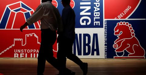 TV chinesa cancela transmissão de amistosos da NBA após polêmica sobre Hong Kong