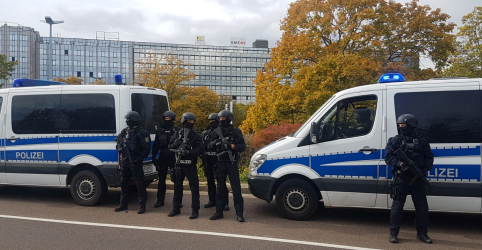Placeholder - loading - Imagem da notícia Novo ataque a tiros é relatado em cidade alemã, diz revista Focus