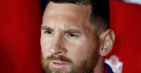 Messi diz que cogitou deixar o Barcelona durante investigação fiscal
