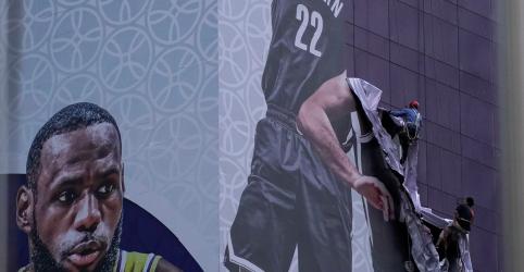 Chineses cancelam evento da NBA em meio a polêmica sobre liberdade de expressão
