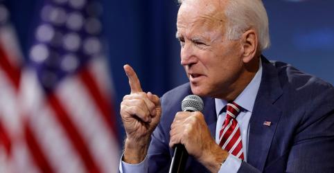 Joe Biden diz que Trump tem que sofrer impeachment