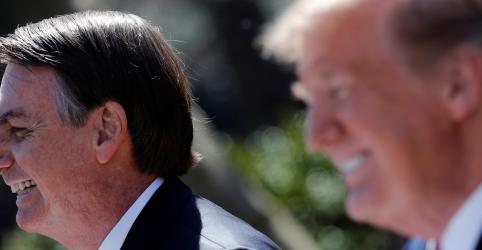 EUA não mencionam apoio ao ingresso do Brasil à OCDE em carta a organismo, dizem fontes