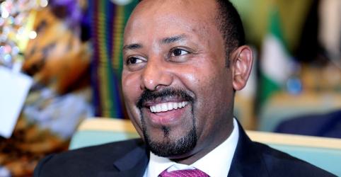 Premiê da Etiópia ganha Nobel da Paz por esforços de paz com Eritreia