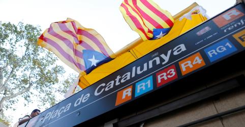 Placeholder - loading - Imagem da notícia Suprema Corte espanhola deve anunciar veredicto para líderes separatistas catalães na 2ª