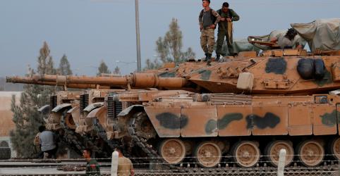 Turquia intensifica campanha na Síria e EUA alertam para 'consequências sérias'