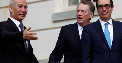 China convidou Lighthizer e Mnuchin para novas negociações comerciais, diz CNN