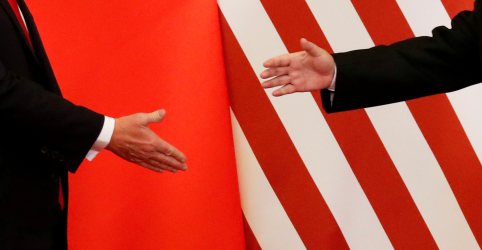 Placeholder - loading - Trump diz que EUA e China chegaram a fase 1 em acordo comercial