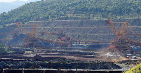 Placeholder - loading - Produção de minério de ferro da Vale cai 17,4% no 3º tri com impacto por Brumadinho