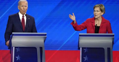 Inquérito de impeachment e duelo Warren-Biden serão destaques de debate democrata