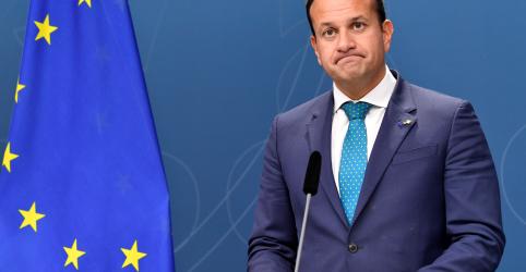 Premiê irlandês diz que divergências sobre Brexit permanecem; fontes da UE relatam 'impasse'