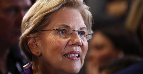 ANÁLISE-Ascensão de Warren desperta temores sobre viabilidade de candidatura contra Trump
