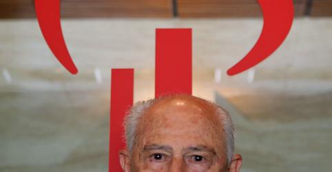 Placeholder - loading - Imagem da notícia Morre ex-presidente do Bradesco Lázaro Brandão