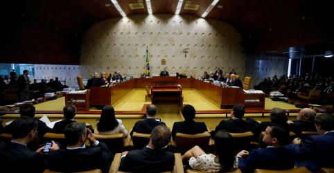 Sem encerrar sustentações orais, STF retoma julgamento sobre 2ª instância na 4ª