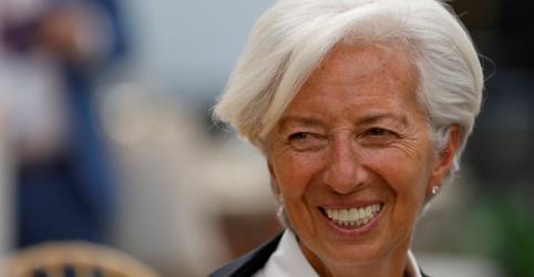 Placeholder - loading - Líderes da UE confirmam nomeação de Christine Lagarde como presidente do BCE