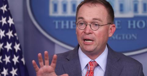 Placeholder - loading - Fala de assessor da Casa Branca sobre Ucrânia mina estratégia de Trump contra impeachment