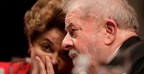 MPF pede absolvição sumária de Lula e Dilma no processo do chamado 'quadrilhão do PT'