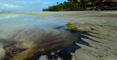 Placeholder - loading - Imagem da notícia Justiça diz que União comprovou aplicação de plano contra manchas de óleo no Nordeste