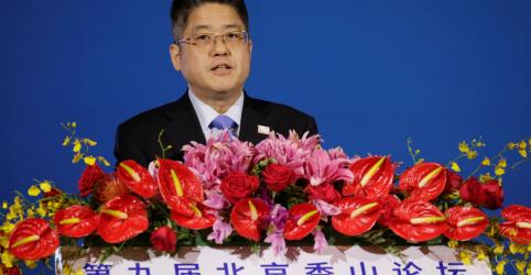Placeholder - loading - Vice-ministro das Relações Exteriores da China diz que foi feito progresso em negociação com EUA
